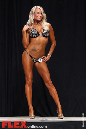 April Deweese - Fitness Trainer